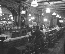 The Depot Grille Bar